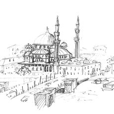 Istanbul - Yeni Cami - new Mosque